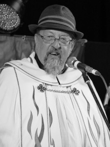 Photo of Reverend Steve Clark